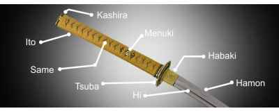 Learn About Japanese Swords