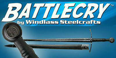 BattleCry - By Windlass Steelcrafts & John Clements