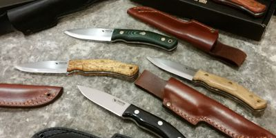 New Bushcraft Section