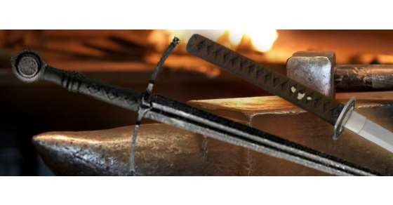 Real Forged Battle Ready Functional Swords And Japanese Katana