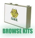Browse Zombie Apocalypse Readiness Kits