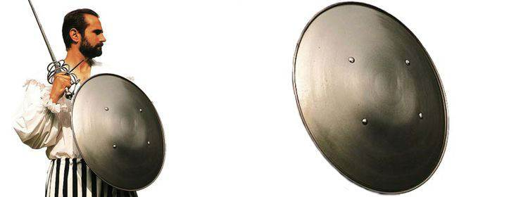 Steel Shield - 800176 - Windlass Steelcrafts