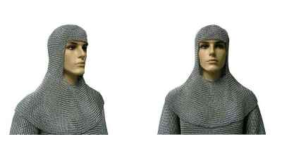 Hero's Chainmail Coif - 300088 - Windlass Steelcrafts