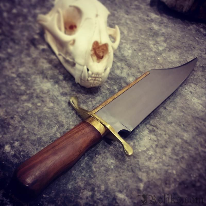 Primitive Knife Primitive Bowie Functional Daggers Windlass Steelcrafts At