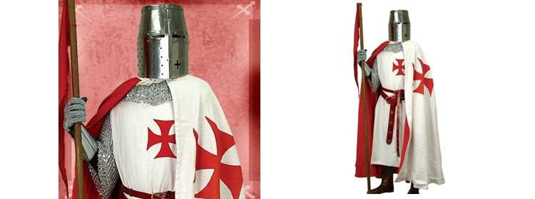 Knights Templar Cape - 100938 - Windlass Steelcrafts