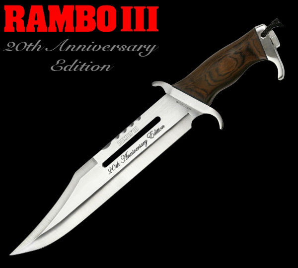 Rambo III Knife Ltd. Edition - MCRB3A20 -