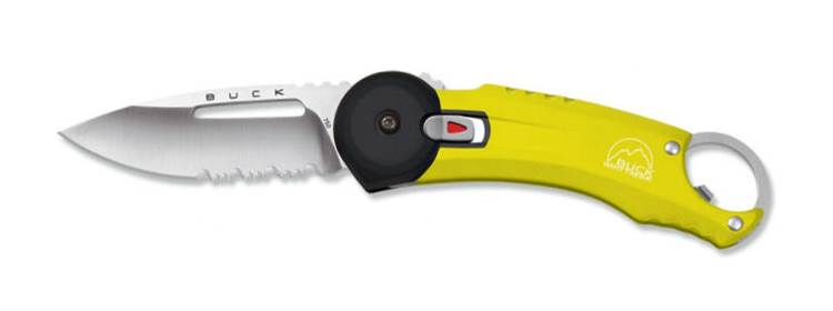 Redpoint Pocket Folder - Yellow - 0750YWX-B - Buck Knives