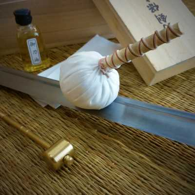 Traditional Sword Maintenance Kit