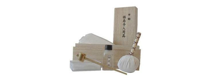Traditional Sword Maintenance Kit - OH1003 - Paul Chen - Hanwei