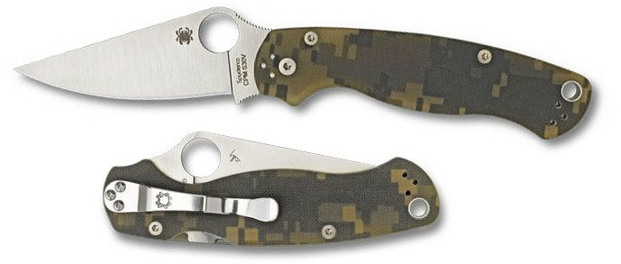 Para-Military2 PlainEdge Camo