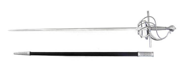17th Century Italian Rapier - 501227 - Windlass Steelcrafts