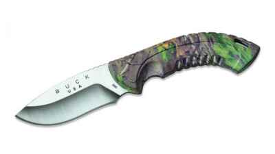 Omni Hunter 10 PT Knife - Camo Handle - 0390CMS20-B - Buck Knives