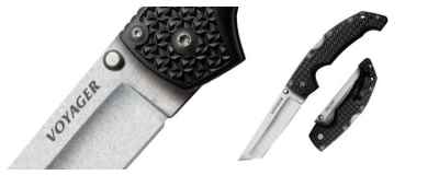 Voyager Large Tanto Point