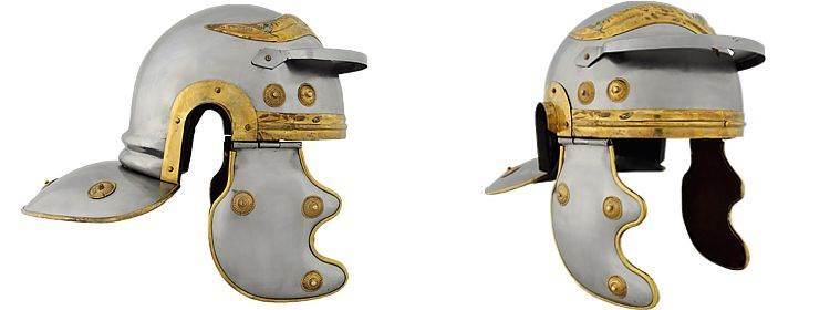 Roman Helmet - ab1434 - Get Dressed For Battle