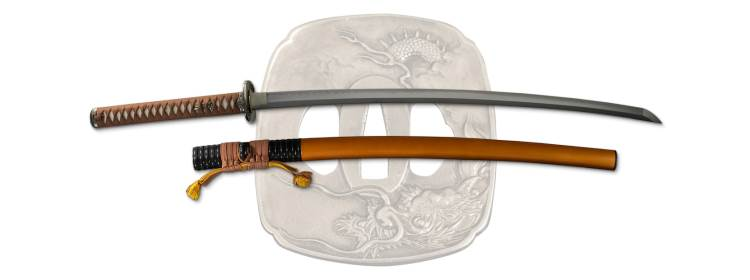 Tatsumaki Katana - SD35120 - Dragon King
