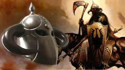 Death Dealer Collector's Edition Helmet - 888804 - Windlass Steelcrafts