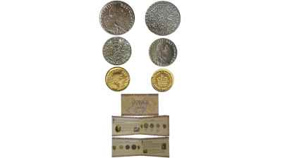 George III 1760-1820 Coin Pack - g3cp -